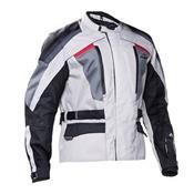 Jaqueta Para Motociclista Cordillera Gray Red Mormaii