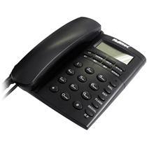 Telefone Fixo Office Com Identificador De Chamadas Multitoc