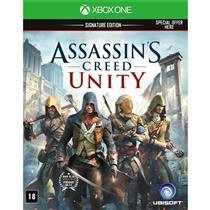 Assassin's Creed Unity Signature Edition Xbox One Ubisoft