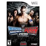Wwe Smackdown Vs. Raw 2010 Nintendo Wii Game Luta Thq