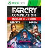 Far Cry Compilation Versão Em Português Xbox 360 Ubisoft