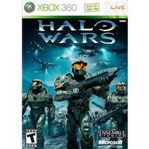 Halo Wars Jogo De Estratégia Esclusivo Xbox 360 Microsoft