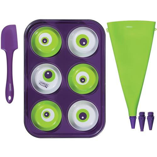 Kit Para Cupcake Monsterchef 6 Peças 23799088 Tramontina