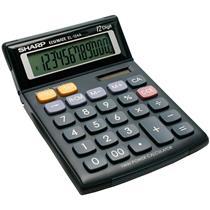 Calculadora De Mesa 12 Digitos Visor Articulado El124a Sharp