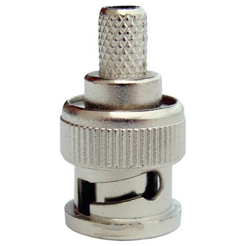 Conector Bnc Macho Rg59/u P/grimpar Loud 10 unid.
