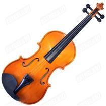 Violino Classico Com 4 Cordas E Estojo Viol Harmony
