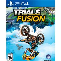 Trials Fusion Game Para Ps4 Trilingual Ubisoft