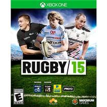 Rugby 15 Para Xbox One Em Inglês Maximum Games Esporte
