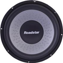 Subwoofer 12 4 Ohms 200W Rms Preto Rs 1244 Roadstar