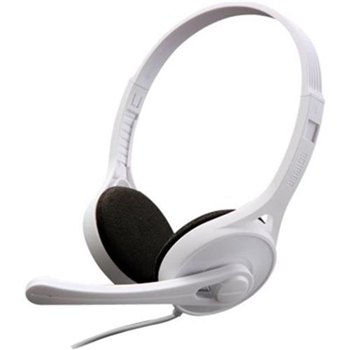 Fone De Ouvido Headset Com Alça E Microfone Branco K550 Edifier