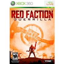 Red Faction Guerrila Game Para Xbox 360 Nordic Games