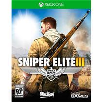 Sniper Elite Iii Para Xbox One Game Tiro 505 Games