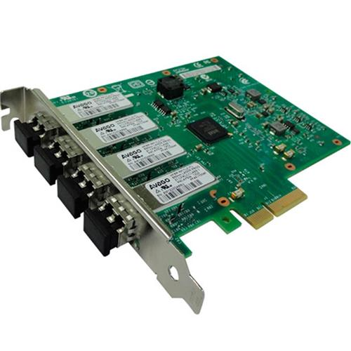 Placa de Rede Ethernet I340 Server Adapter 23709-3 Intel