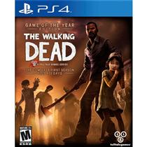 The Walking Dead: Game Of The Year Para Ps4 Telltale
