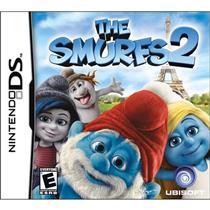 Game The Smurfs 2 Jogo Infantil Nintendo Ds Ubisoft