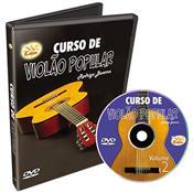 Curso Violão Popular Volume 2 Cvp.V27 Edon