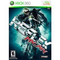 Mx Vs Atv Reflex Para Xbox 360 Em Inglês Thq
