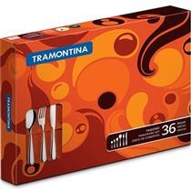Faqueiro Aço Inox 36 Pçs Laguna 66906794 Tramontina