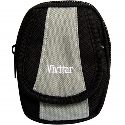 Estojo Para Câmera Digital Compacta Preto Vivbtc3sa Vivitar