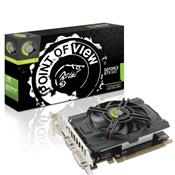 Placa De Video Geforce Gtx 650 1Gb 128 Bits Vga-650-C1-1024