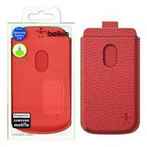Capa Para Samsung Galaxy Siii Pocket Couro F8m410ttc02 Belkin