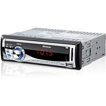 Auto Rádio Automotivo Usb Sd Aux 45W Rms P2 P3167 Multilaser