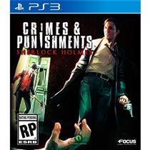 Crimes & Punishment: Sherlock Holmes Para Ps3 Maximum Games
