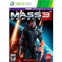 Mass Effect 3 Para Xbox 360 Em Inglês Electronic Arts