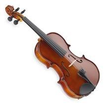 Violino Com Case Tampo Spruce Lados Fundo Maple  Natural Vn4/4 Stagg
