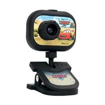 Webcam Carros da Disney 2.0 Megapixels USB 10026 Clone