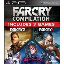 Far Cry Compilation Game Jogo Em Português Para Ps3 Ubisoft