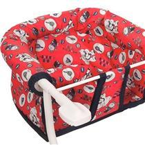Cadeira Para Alimentação Vermelha 1005-02001 Tutti Baby