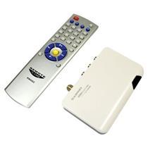 Tv Box 2.0 Receptor Para Computador 3802 Leadership