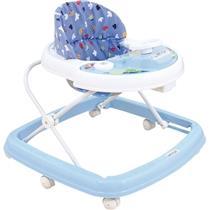 Andador De Bebê Squid Azul 106-A Lenox