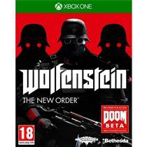 Wolfenstein The New Order Jogo De Tiro Para Xbox One Bethesda