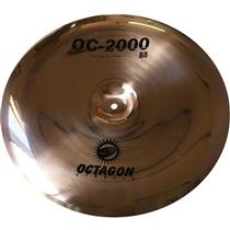 Prato de Bateria China Type 18 Pol OC18CH Octagon