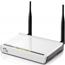 Roteador Wireless N Com 2 Antenas 300Mbps Re040 Multilaser