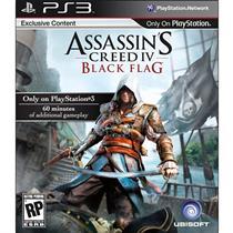 Assassin's Creed Iv Black Flag Para Ps3 Ubisoft