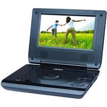 Dvd Player Portátil Usb Com Tela Vc-6300 Vicini