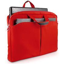 Bolsa Feminina Para Notebook Vermelha Bo171 Multilaser