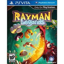 Rayman Legends Game Infantil Para Ps Vita Ubisoft