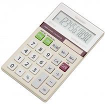 Calculadora De 10 Dígitos E Dupla Alimentação El377tb Sharp