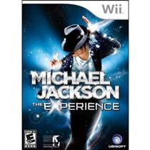 Michael Jackson The Experience Para Nintendo Wii Ubisoft