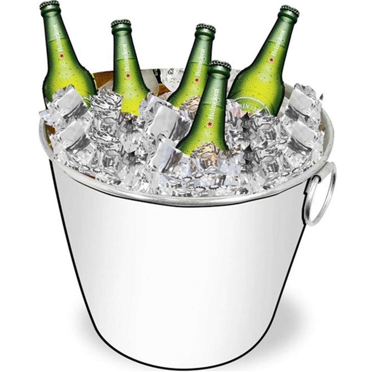 Preferência Balde De Gelo Para Cerveja 5 Litros 712 Mta - Mta QC63