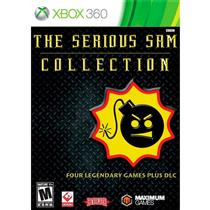 The Serious Sam Collection Xbox 360 Inglês Maximum Games