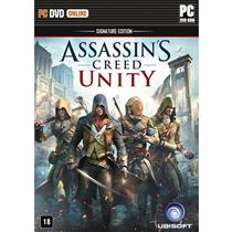 Assassins Creed Unity Signature Edition Para Pc Ubisoft