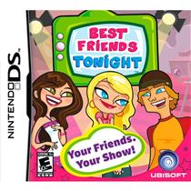 Best Friends Tonight Game Para Nintendo Ds Ubisoft