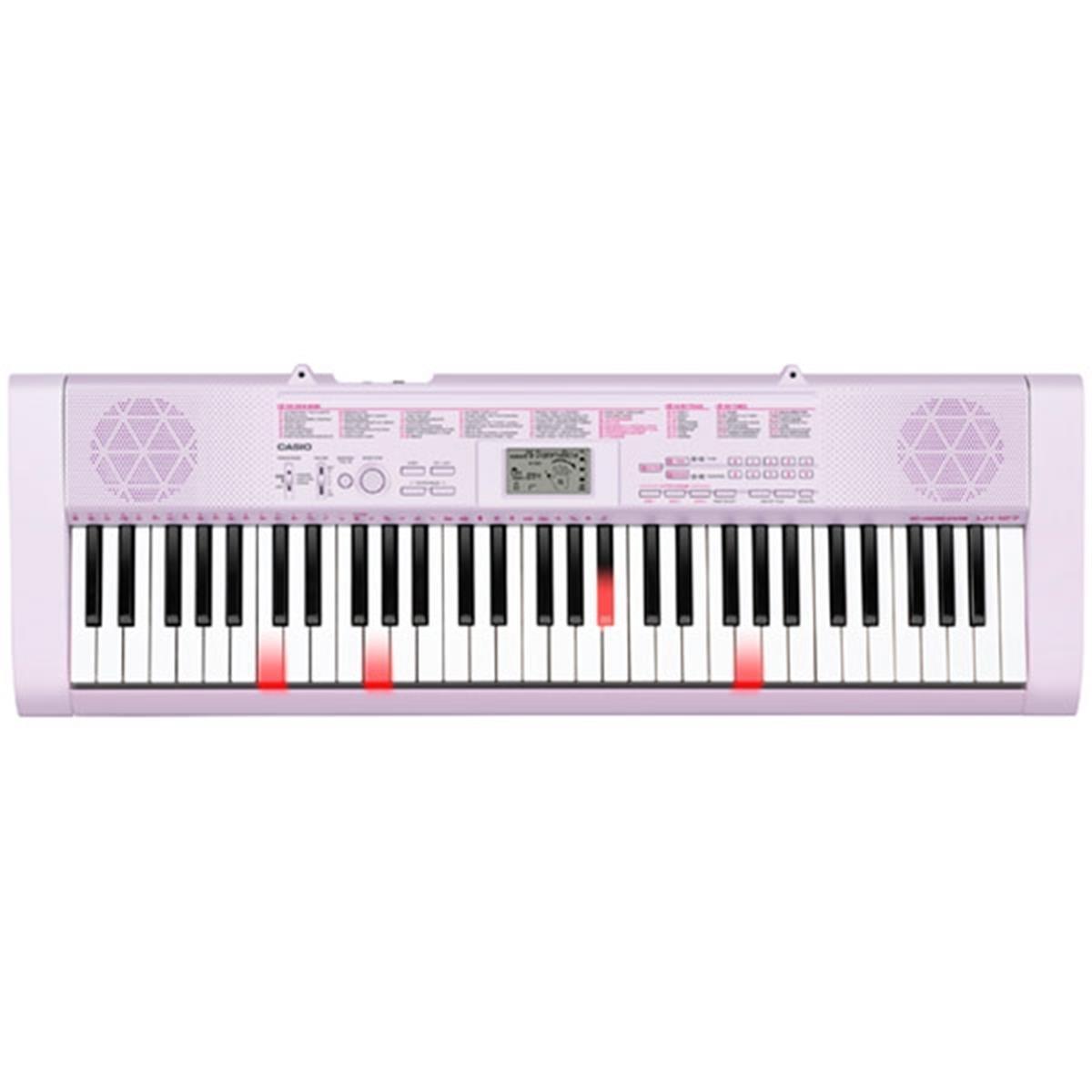 Teclado Musical Eletrônico 61 Teclas 50 Ritmos Lk - 127 Casio