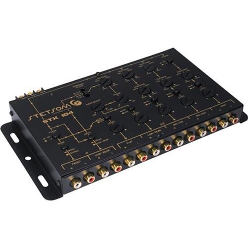 Crossover Eletrônico 1 Canal 2 Ohms Stx104 Stetsom