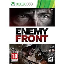 Enemy Front Jogo De Guerra Para Xbox 360 Bandai Namco